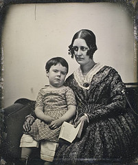 Unidentified Mother & Child by George Eastman House